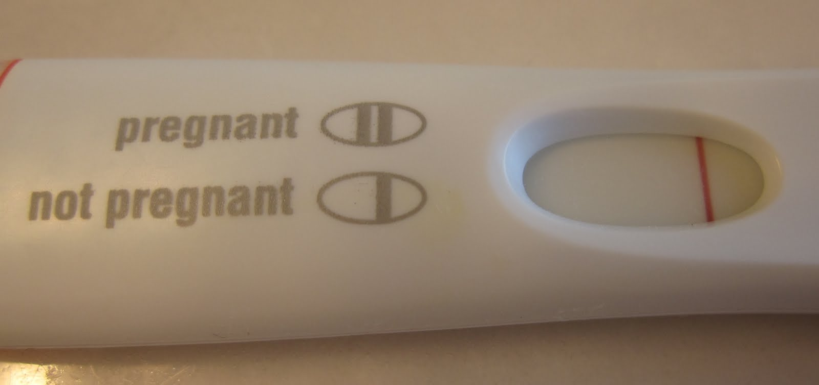 Blood pregnancy test negative can i still be pregnant