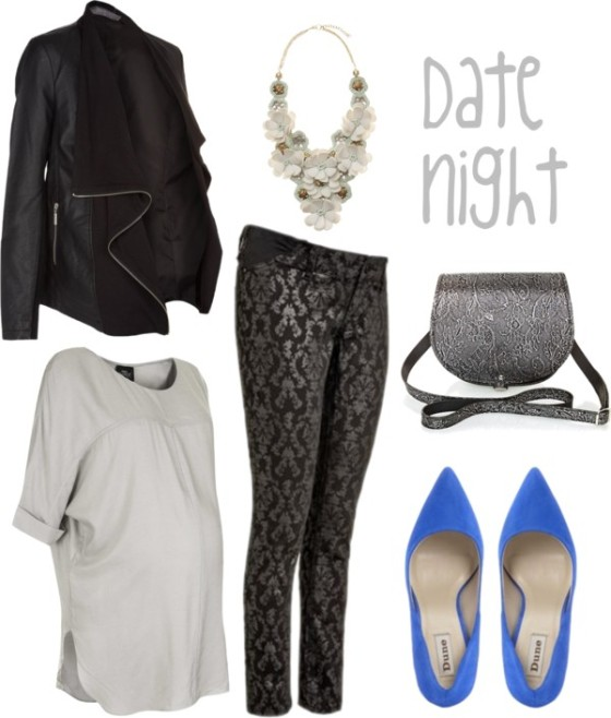 gasandairblog - maternity - date night