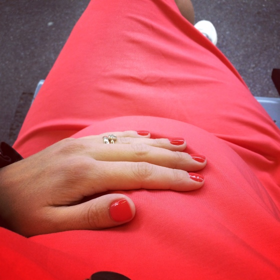 Always match your nails to your dress